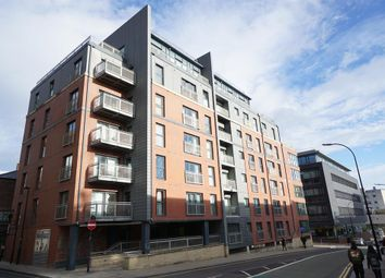 Thumbnail 1 bed flat for sale in Furnival Street, City Centre, Sheffield