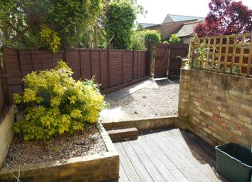 Thumbnail 2 bed cottage to rent in High Street, Haddenham, Ely