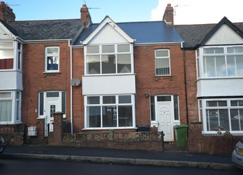 Thumbnail 3 bedroom terraced house to rent in Wyndham Avenue, Exeter