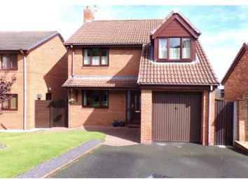 Thumbnail 4 bed detached house for sale in Ffordd Tan'r Allt, Abergele, Conwy, North Wales