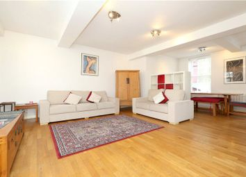 Thumbnail 1 bed mews house to rent in Brewhouse Lane, London