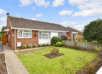 Thumbnail 2 bed semi-detached bungalow for sale in Cedar Crescent, St. Marys Bay, Kent