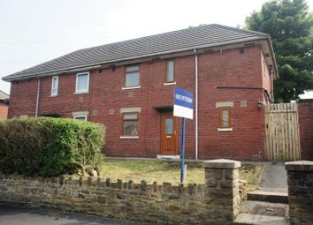 Thumbnail 3 bed semi-detached house for sale in Kenworthy Road, Stocksbridge, Sheffield