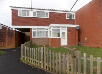 Thumbnail 4 bedroom property to rent in Chedworth Close, Redditch