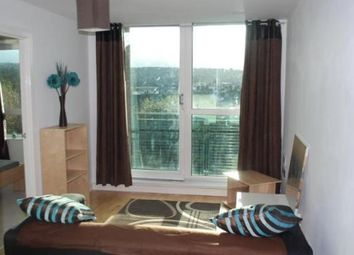Thumbnail 1 bed flat to rent in Jet Centro, St. Marys Road