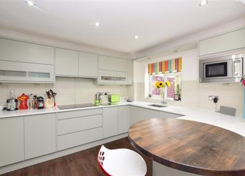 Thumbnail 3 bed terraced house for sale in Butser Walk, Petersfield, Hampshire