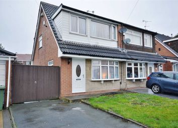 Thumbnail 3 bedroom semi-detached house for sale in Telford Crescent, Leigh