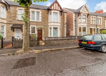 Thumbnail 4 bed semi-detached house for sale in Connaught Street, Port Talbot