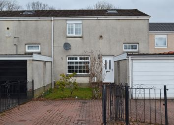 Thumbnail 3 bed terraced house for sale in Owendale Avenue, Bellshill