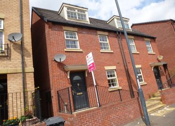 Thumbnail 3 bed semi-detached house for sale in Harrington Street, Pear Tree, Derby