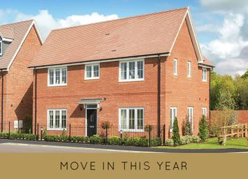"Thumbnail 4 bedroom property for sale in ""The Nessvale"" at Cotts Field, Haddenham, Aylesbury"