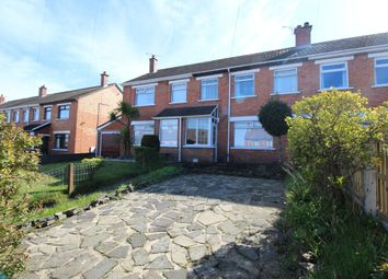 Thumbnail 3 bed terraced house for sale in Silverstream Crescent, Bangor