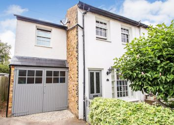 Thumbnail 4 bed end terrace house for sale in Spring Gardens, West Molesey