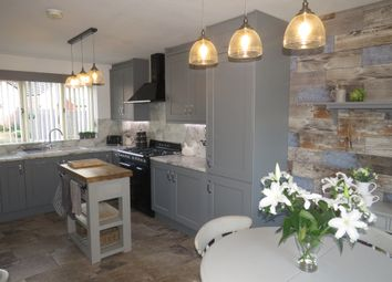 Thumbnail 3 bed town house for sale in Beeston Way, Allerton Bywater, Castleford