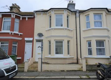 Thumbnail 2 bed terraced house to rent in Grove Road, Hastings