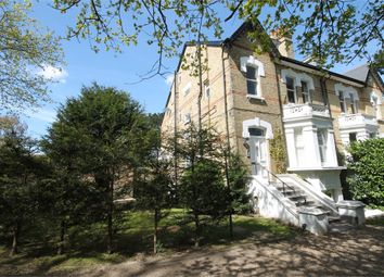 Thumbnail 1 bed flat to rent in Prince Imperial Road, Chislehurst, Kent