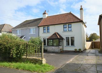 3 bed semi-detached house for sale in Manor Terrace, Writhlington, Radstock BA3