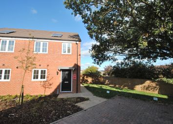 Thumbnail 2 bed semi-detached house for sale in Plot 19, Brockeridge Paddocks, Twyning