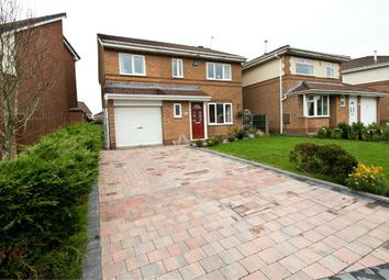 Thumbnail 4 bedroom detached house for sale in Squires Wood, Fulwood, Preston, Lancashire