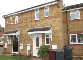 Thumbnail 1 bed terraced house for sale in Furndown Court, Lincoln