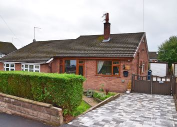 Thumbnail 3 bed semi-detached bungalow for sale in Marsh View, Meir Heath, Stoke-On-Trent