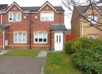Thumbnail 2 bed semi-detached house for sale in Primary Avenue, Bootle