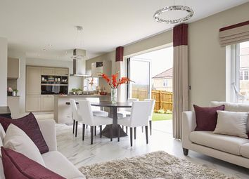 "Thumbnail 5 bed detached house for sale in ""The Kirkham"" at Elms Way, Yarm"