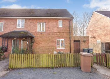 Thumbnail 3 bed semi-detached house for sale in 6 Nettleton Drive, Witham St. Hughs, Lincoln, Lincolnshire