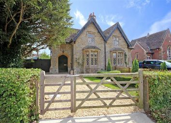 Thumbnail 2 bed cottage for sale in Church Road, Hilmarton, Wiltshire