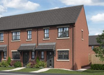 Thumbnail 2 bed end terrace house for sale in Yarm Road, Middleton St. George, Darlington