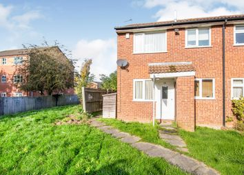 Thumbnail 1 bed end terrace house for sale in Acorn Way, Wigston