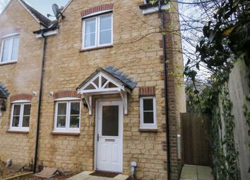 Thumbnail 2 bed semi-detached house for sale in Chamberlain Close, Carterton
