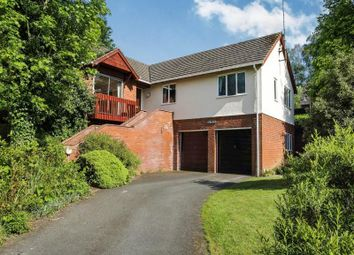 Thumbnail 4 bed bungalow for sale in The Dell, Cuddington, Northwich