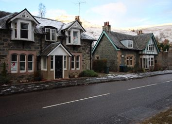 Thumbnail 4 bed end terrace house for sale in St Fillans, Crieff