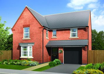 Thumbnail 4 bed detached house for sale in The Exeter, Manor Park, Sully Road, Penarth