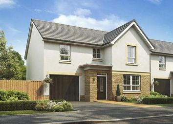 "Thumbnail 4 bedroom detached house for sale in ""Dalmally"" at Barochan Road, Houston, Johnstone"