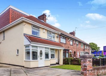 Thumbnail 3 bedroom end terrace house for sale in Abbotsford Road, Liverpool
