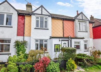 Thumbnail 2 bedroom terraced house for sale in St. Martins Road, Guston, Dover, Kent