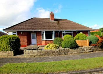 Thumbnail 2 bed semi-detached bungalow for sale in Draycote Crescent, Darlington