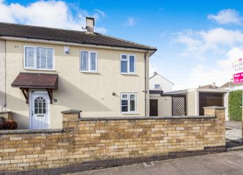 Thumbnail 3 bed semi-detached house for sale in Austin Rise, Netherhall, Leicester