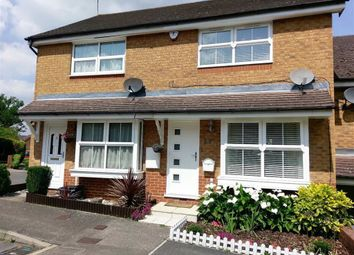 Thumbnail 2 bed terraced house for sale in Poultney Close, Shenley, Hertfordshire
