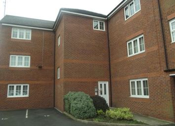 Thumbnail 2 bed flat for sale in Brentwood Grove, Leigh, Greater Manchester, Lancs