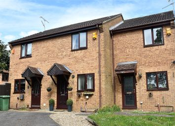 Thumbnail 2 bed terraced house for sale in Brackenwood Drive, Tadley, Hampshire