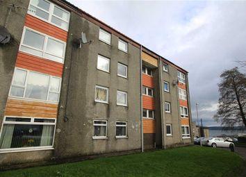 Thumbnail 3 bedroom flat for sale in Lyle Street, Greenock