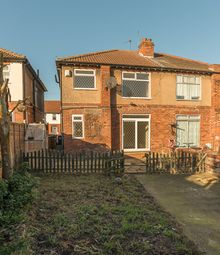 Thumbnail 3 bed semi-detached house to rent in St. Hildas Road, Doncaster