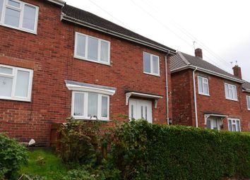 Thumbnail 3 bed semi-detached house for sale in Sarabell Avenue, Guidepost, Choppington