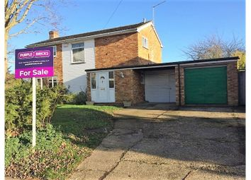 Thumbnail 4 bed detached house for sale in Greenfields, Earith
