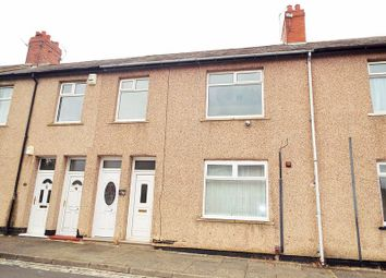 Thumbnail 3 bed flat for sale in Shafto Street, Wallsend