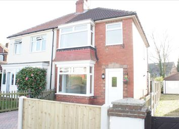 Thumbnail 3 bed semi-detached house for sale in Thornhill Avenue, Wheatley Hills, Doncaster