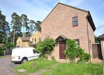 Thumbnail 3 bed detached house for sale in East Stratton Close, Bracknell, Berkshire